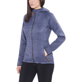 Columbia Canyons Bend Full Zip Hoodie Women Nocturnal